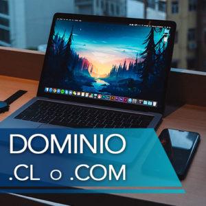 Dominio .cl o .com